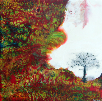 Julia Fosson's Encaustic Art