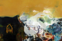 See Julia Fosson's Abstract Paintings & Abstract Art